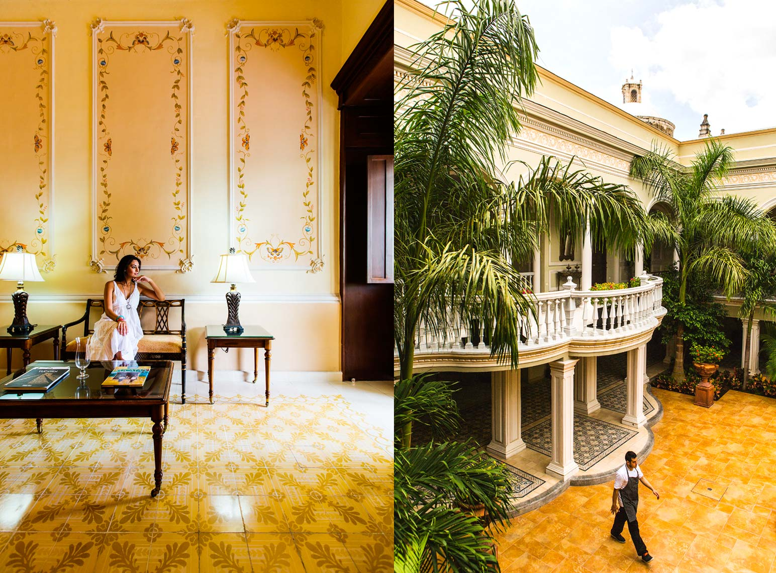019-Chris-Hunt-Travel-Photography-Mexico-Yucatan-Mansion-Merida-0481