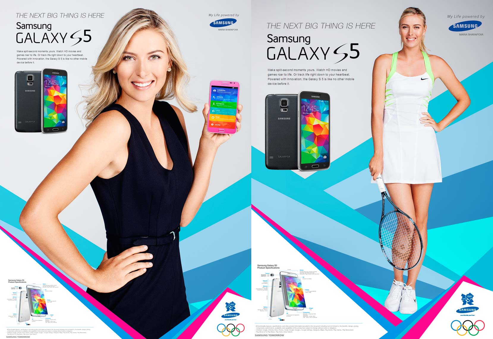 Chris-Hunt-Photography-Advertising-Maria-Sharapova-Samsung-423